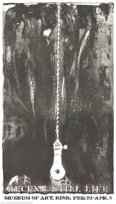 Jasper Johns, 'Recent Still Life (Light Bulb)', 1968