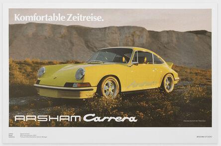 Daniel Arsham, 'Daniel Arsham — Fictional Advertisements — Signed Set of 5', 2021
