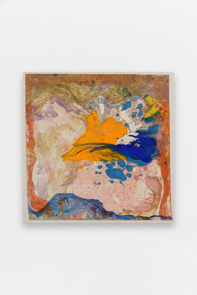 Jessica Warboys, 'Orange Blue Winter', 2015