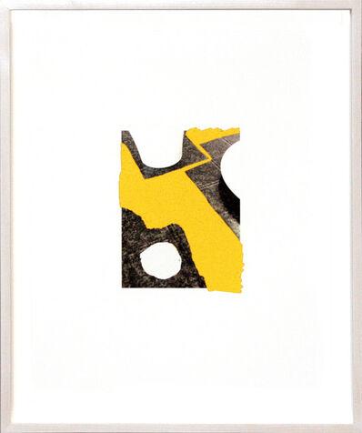 Frank Mädler, 'Pen:Gelb auf Tisch', 2013