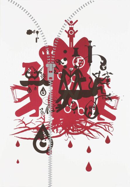 Ryan McGinness, 'Identity', 2012