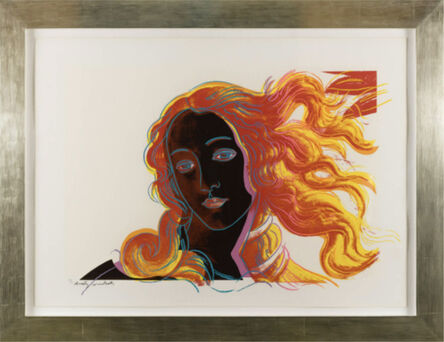 Andy Warhol, 'Sandro Botticelli, Birth of Venus (F&SII.318)', 1984
