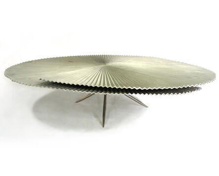 Reinier Bosch, 'Skirt table casting', 2014