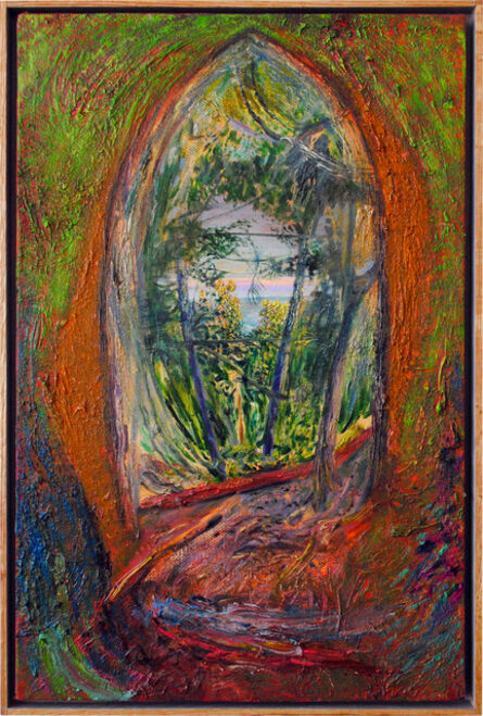 Dylan Vandenhoeck, 'Pleinair Doorway', 2018