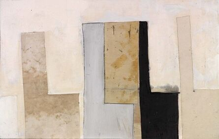 John Blackburn, 'Assembly of Forms - Black', 2007