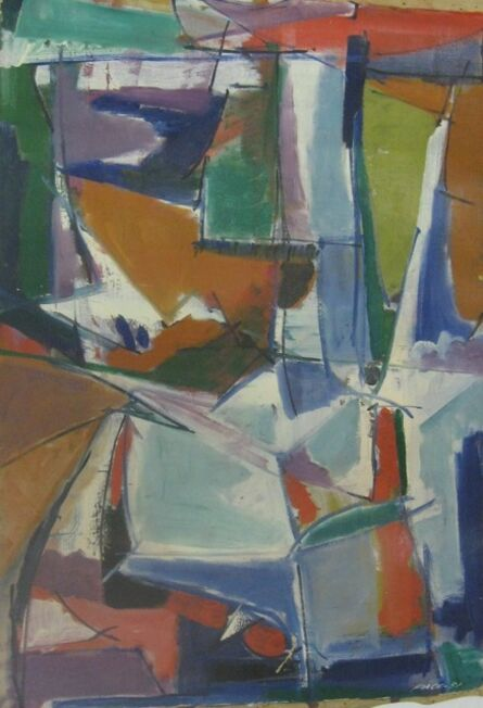 Stephen Pace, 'Untitled (51-43)', 1951