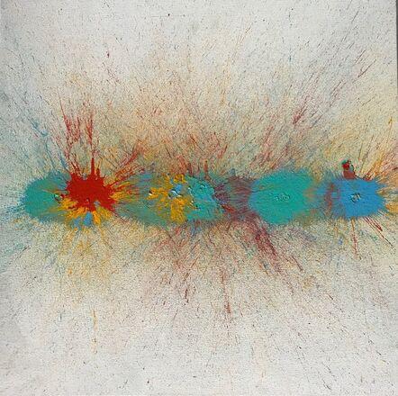 Richard Jackson, 'DE NADA (Hommage à Niki de St. Phalle)', 1998