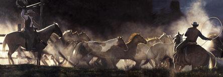 Hannes Schmid, 'Cowboy #  10', 2010