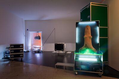 Mathilde ter Heijne, 'Experimental Archeology: Ontology of the In Between (G)', 2014