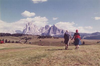 Luigi Ghirri, 'L'Alpe di Siusi, Ortisei', 1979
