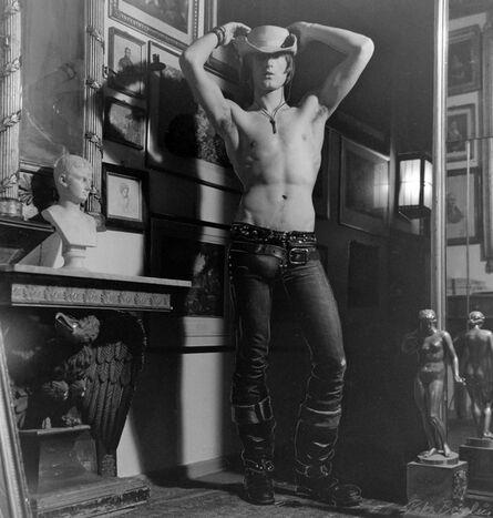 Peter Berlin, 'Self Portrait as Urban Cowboy', 1970s