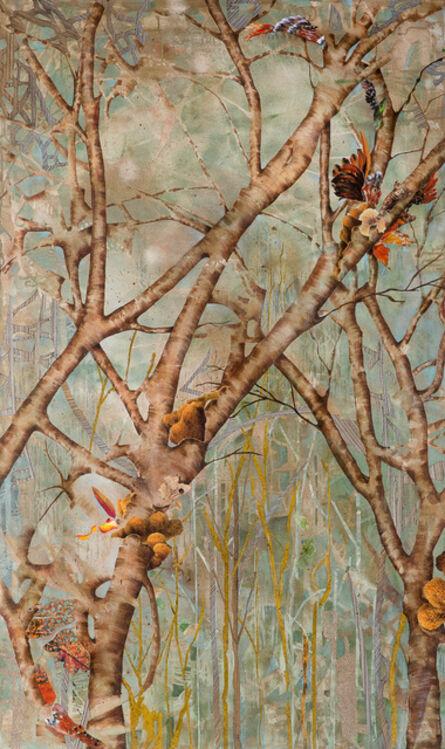 Lauren Jones Worth, 'Sprouting Wings', 2015