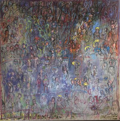 Liliana Golubinsky, 'Tiempo de Autómatas', 2020