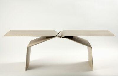 Carol Egan, 'Sculptural Hand Carved Coffee Table', 2015