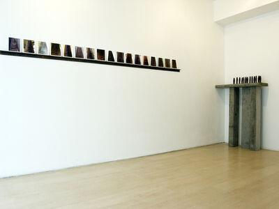 Sheela Gowda, 'Line up', 2008