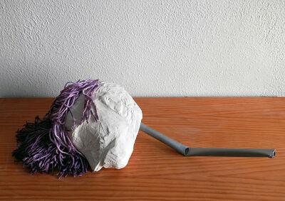 Giulio Delvè, 'Purple Brain', 2017