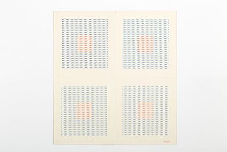 Tomaso Binga, 'Dattilocodice # 2 / Typecode # 2', 1978