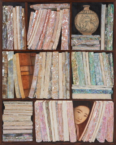 Kim Duck Yong, 'The Book - The moment of meditation', 2013