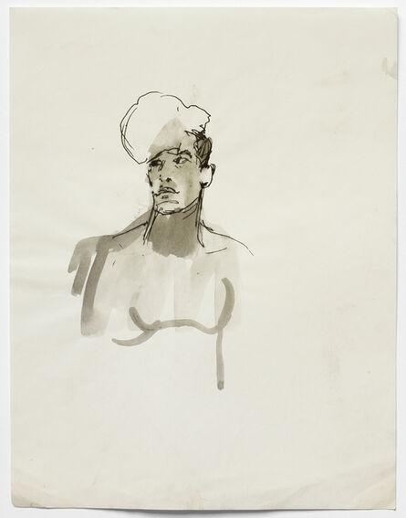 Darrel Ellis, 'Untitled (Self-Portrait)', ca. 1989