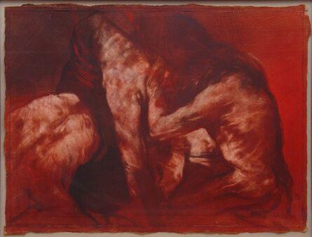 Luis Caballero, 'Sin título', 1988