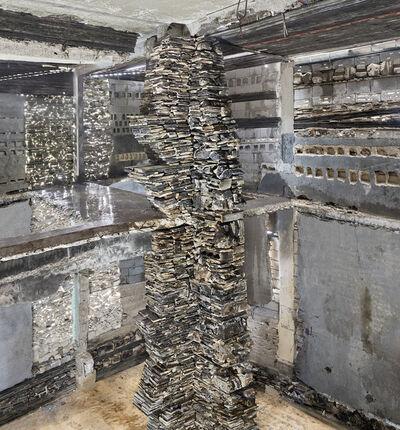 Marjan Teeuwen, 'Destroyed House Gaza 9', 2017