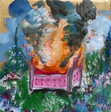 Nelson Figueroa, 'Spontaneous Combustion in a Vintage Landscape', 2015