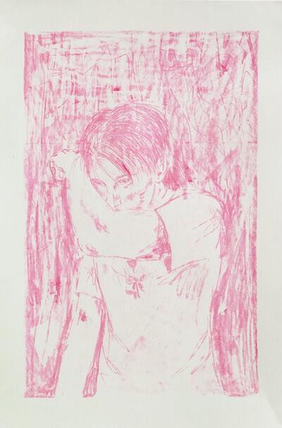 Ramonn Vieitez, 'Untitled (pink)', 2020