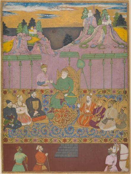 Kamal Muhammad, 'The House of Bijapur', ca. 1680