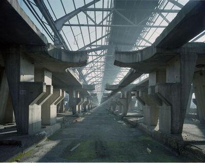 Yves Marchand & Romain Meffre, 'Aluminium smelter, Societa Anomima Veneta Alluminio, Porto Marghera, Italy, 2012', 2012
