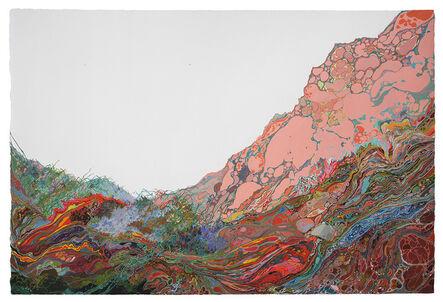 Zhou Fan 周范, 'Mountain 山脉 #0003', 2014