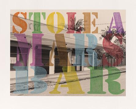 Tracey Moffatt, 'Suburban No. 5. 'Stole a Mars Bar'', 2013