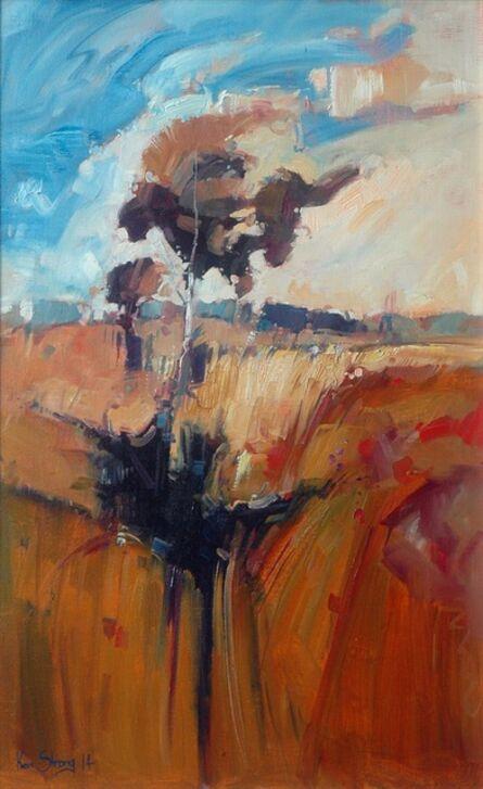 Ken Strong, 'Hunter Grassland', 2014