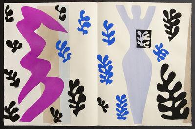 Henri Matisse, 'Le Lanceur de Couteaux (Knife Thrower)', 1947