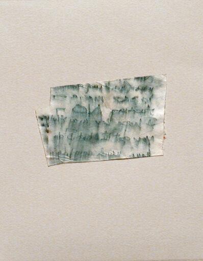 Bill Walton, 'Folded Notes #6', n.d