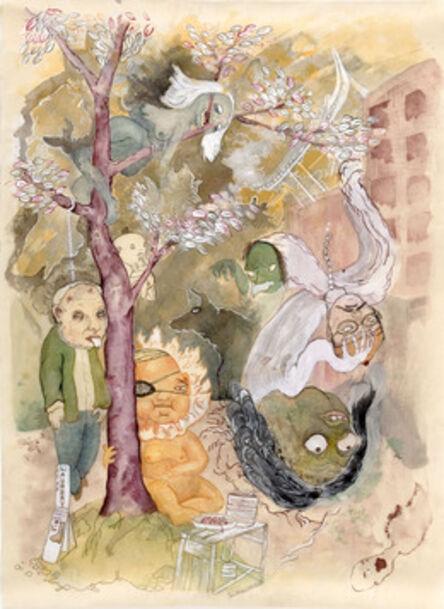 Howie Tsui 徐浩恩, 'Silver Tree', 2009
