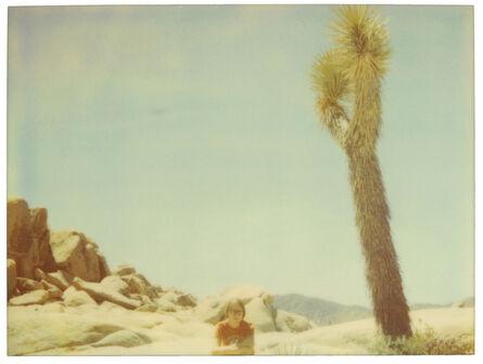 Stefanie Schneider, 'White Tank - Contemporary, 21st Century, Polaroid, Color, Women, Landscape, Desert', 1999