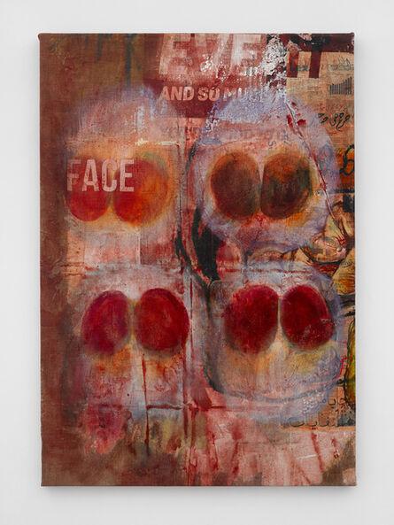 Mandy El-Sayegh, 'Aventus', 2020