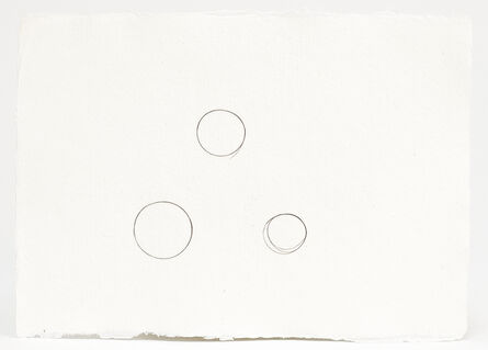 Mona Hatoum, 'Composition with Circles', 2016