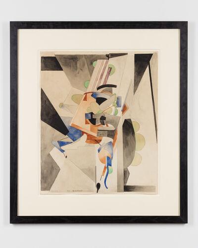 Francis Picabia, 'En Badinant', 1914