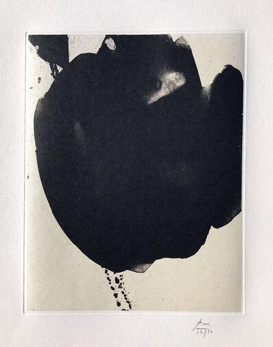 Robert Motherwell, 'Nocturne VI', 1987