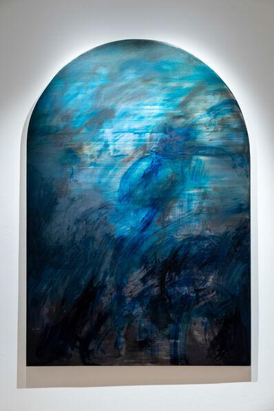 Jake Wood-Evans, 'Madonna del Rosario, after Van Dyck', 2019