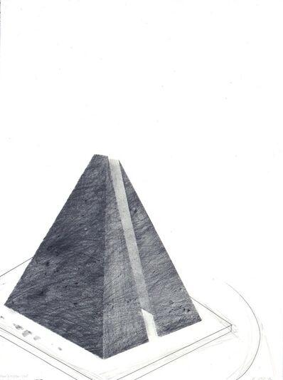 Dani Karavan, 'Tente pyramidale', 2005