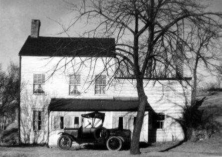 Walker Evans, 'Farmhouse, Westchester County, New York', 1936