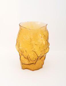 FOS, 'Mountain Vase - Butterscotch', 2018