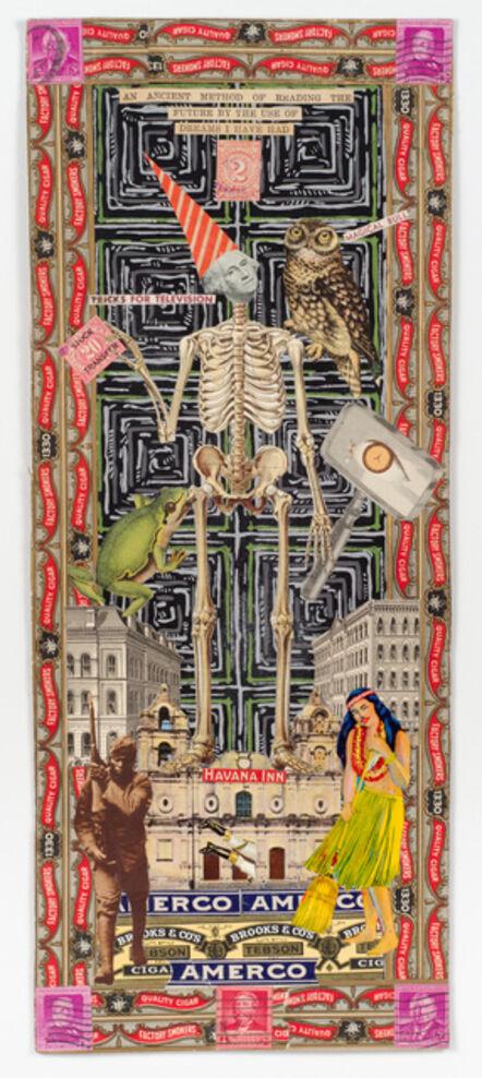 Felipe Jesus Consalvos, 'An Ancient Method of Reading The Future...', 1920-1950