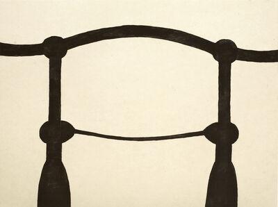 Martin Puryear, 'Shoulder (State 2)', 2005