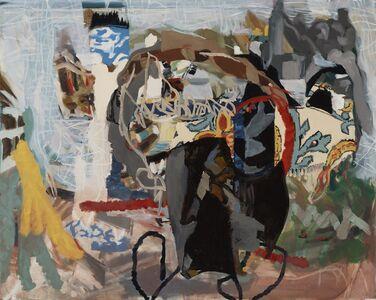 Randi Reiss-McCormack, 'Sauntering', 2018