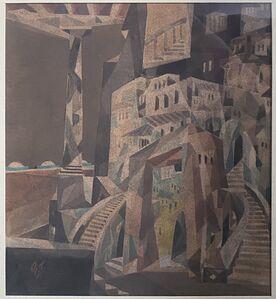 Gaganendranath Tagore, 'Untitled', Bengali Modernism
