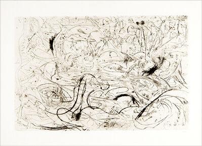 Jackson Pollock, 'Untitled', 1944-1945