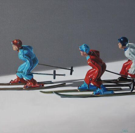 Brad Overton, 'Speed Freaks', 2015
